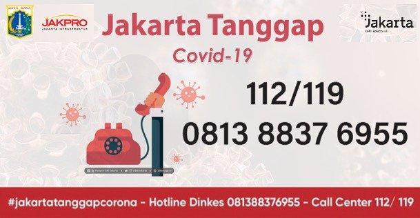Jakarta Tanggap Covid-19
