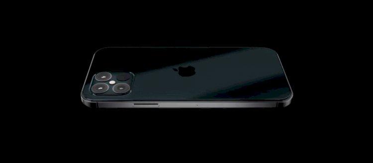 Desain iPhone 12  Mirip iPad Pro 2020