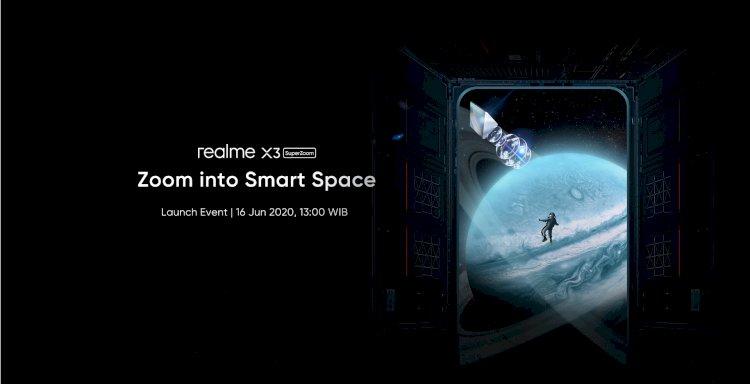 Realme X3 SuperZoom Akan Resmi di Indonesia!
