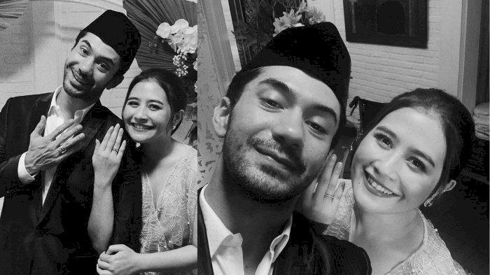 Reza Rahadian dan Prilly Latuconsina Ternyata Taaruf?