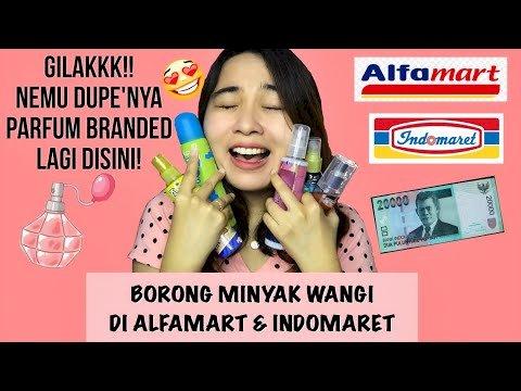 5 Rekomendasi Parfum Tahan Lama di Alfamart dan Indomaret (Racun Banget)