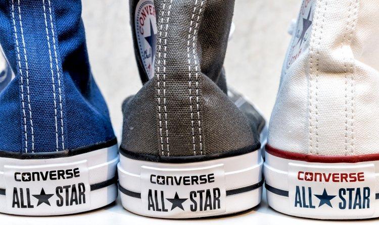 Tampilan Luar Nampak Kotor, Sepatu Converse ini Dijual Rp 1,3 juta