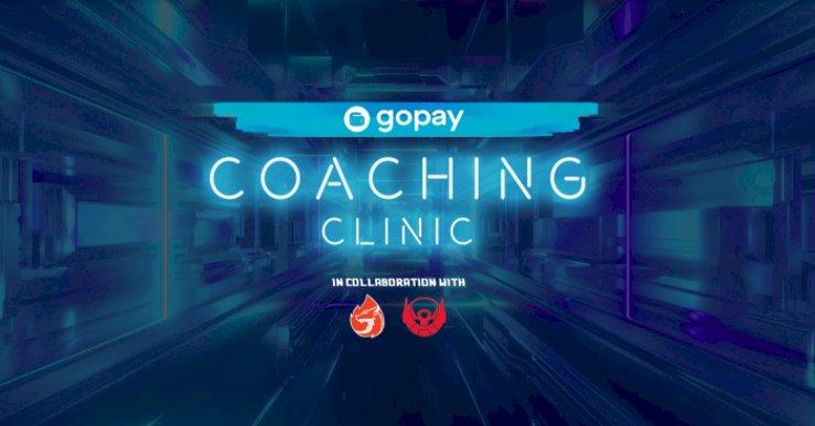 Segera Daftar GoPay Coaching Clinic, Ajak Belajar Gamer #seriusmain Langsung Dari Pro Player!