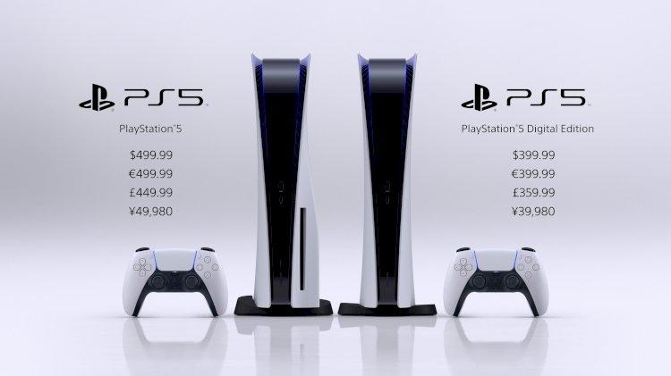 Sony Buka Pre-Order dan Rilis Harga Resmi PS5 di Acara Live Streaming