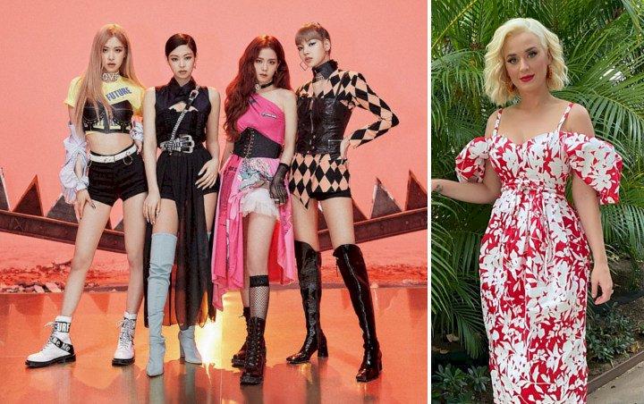 Katy Perry Bahas Kolaborasi Bareng BLACKPINK