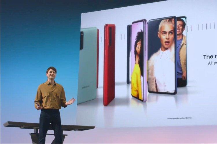 Spesifikasi Samsung Galaxy S20 FE Seharga Rp 9,9 Juta
