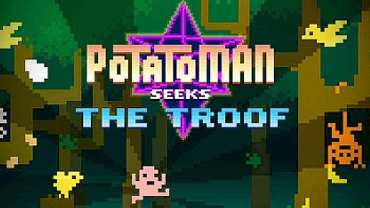 Game Potatoman Seeks the Troof GRATIS di IndieGala