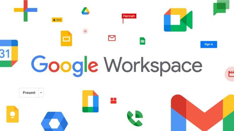 Google Kenalkan Workspace Pengganti G Suite