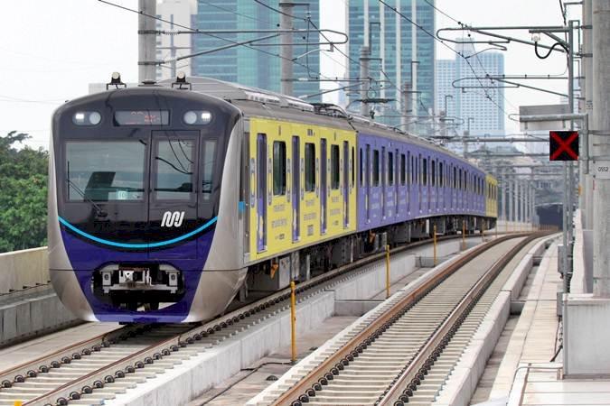 MRT Jakarta Kembali Beroperasi Normal Sehari Setelah Kerusuhan
