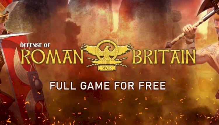 Game Gratis: Defense of Roman Britain di IndieGala