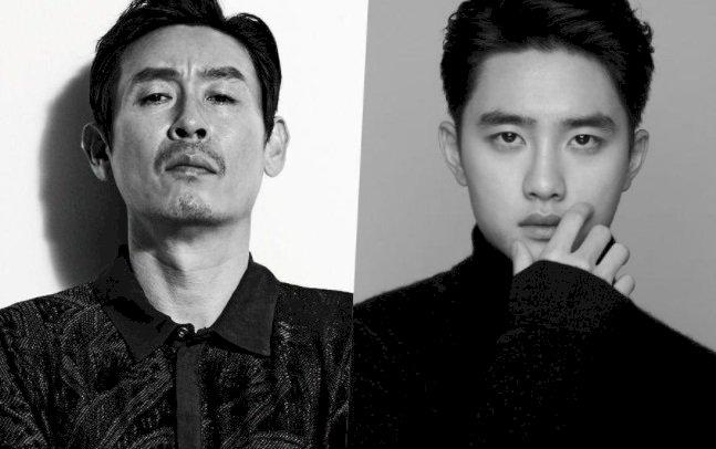 Sol Kyung Gu dan D.O. EXO Dikonfirmasi Akan Bintangi Film Baru