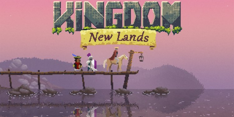 Kingdom New Lands Gratis di Epic Games Store