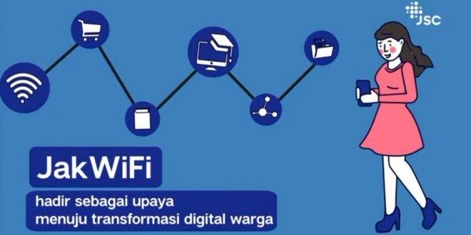 Cara Akses WiFi Gratis (JakWiFI), Internet Gratis dari Pemprov DKI