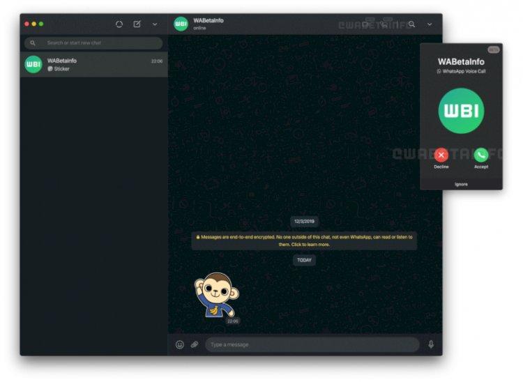 Asyik, Whatsapp Web akan Bisa Digunakan untuk Panggilan Suara dan Video