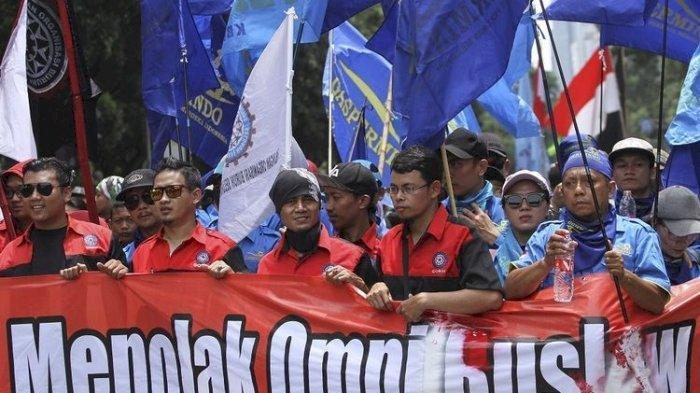 Hari Ini Demo Omnibus Law Lagi, Catat Pengalihan Arus di Jakarta