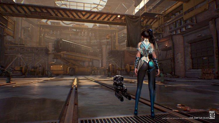 Intip Visualisasi Menawan dari Prototipe Game 'Project Eve'