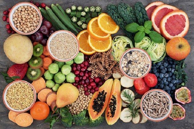 Begini Pola Makan Menguntungkan Kesehatan dan Lingkungan 'Planet Based Diet'