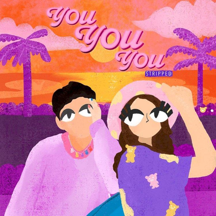 Single 'You You You' Stripped Version, Hadiah Spesial dari Syahravi dan Amanda Caesa