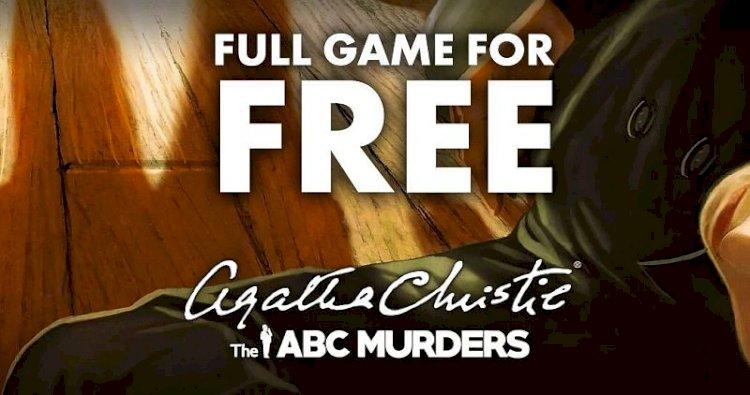 Buruan Klaim Game 'Agatha Christie-The ABC Murders' Gratis di IndieGala!