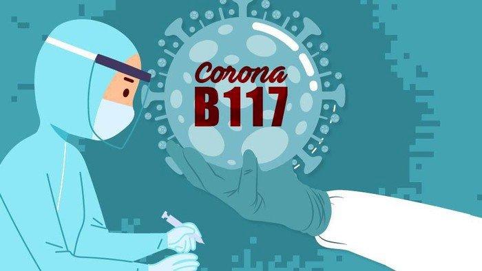 Makin Waspada! Virus Corona B117 Ditemukan di Jakarta