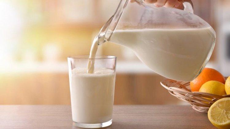 Susu merupakan olahan yang mengandung protein yang baik untuk tubuh
