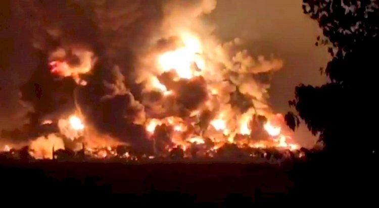 Pertamina Kehilangan Potensi 400 Ribu Barel Akibat Kebakaran Kilang Balongan