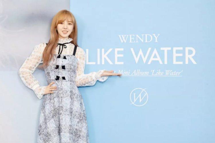 Wendy Red Velvet Ceritakan Tentang Debut Solonya, Duet Dengan Seulgi, dan Banyak Lagi