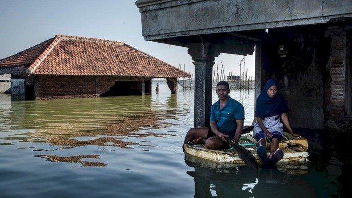Pulau Betet-Gundul Tenggelam, Jakarta Terancam