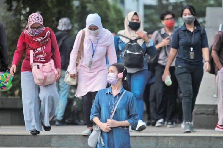Kasus COVID-19 Jakarta Melonjak Lagi, Berikut Wilayah dengan Kasus Terbanyak